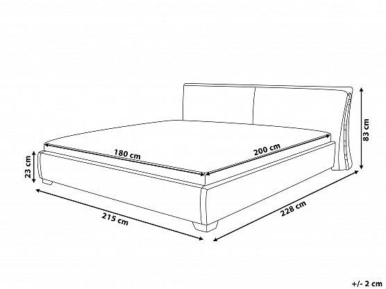 Formaat 2 Persoonsbed.Standaard Afmetingen Bed Standaard Bed Afmetingen Best Of Breedte 1